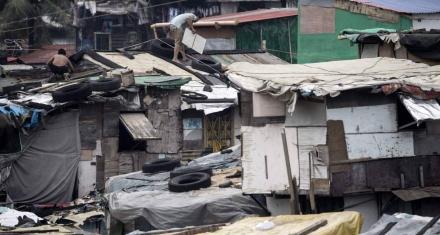 Alerta en Filipinas por el tifón Mangkhut de categoría 5