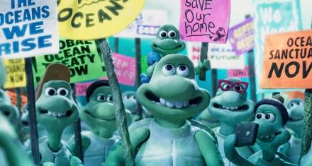 Un corto animado promueve salvar los océanos