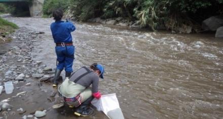 Ecuador: Encuentran rastros del SARS-COV-2 en los ríos de la capital