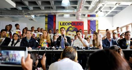 Venezuela: Guaidó busca acercarse al chavismo disidente