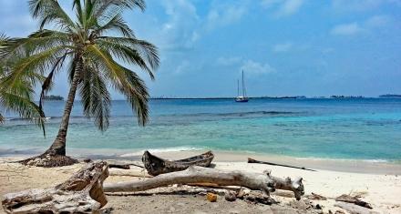 Panamá: El mar se traga al archipiélago de San Blas