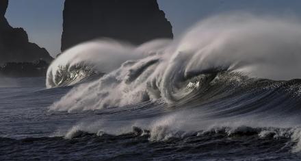 Por qué aumenta la velocidad de los vientos en la Tierra