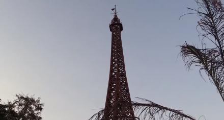 Reciclaje: Parque temático con réplicas de los monumentos mundiales más icónicos