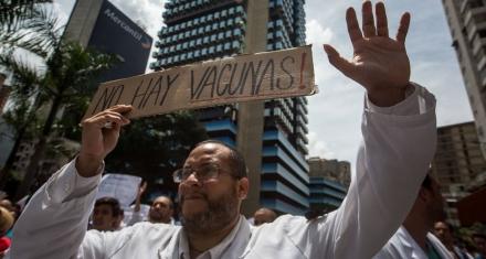 Crisis Médica en Venezuela