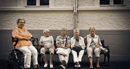 El día del Jubilado en Argentina
