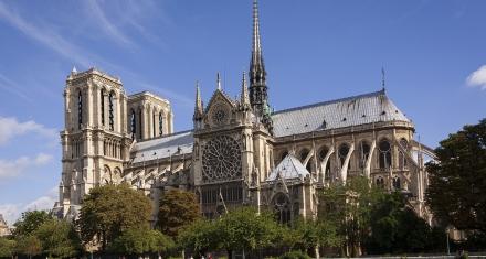 París: Temor por la contaminación por plomo tras el incendio de Notre Dame