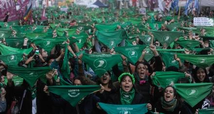 La despenalización del aborto en Latinoamérica