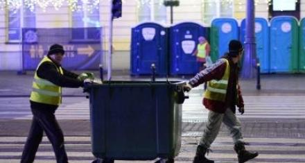 Quema indiscriminada de basura en Polonia