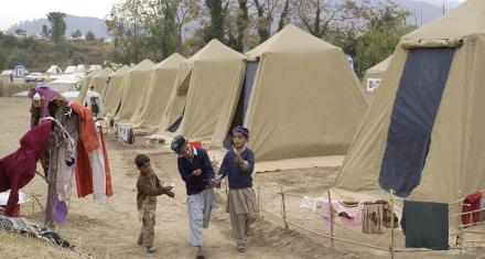 El covid-19 agrava aún más el panorama de los civiles envueltos en conflicto