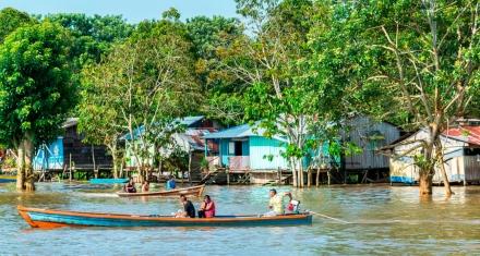 Las comunidades de la Amazonía aplicaron saberes tradicionales para intentar contener la pandemia de COVID-19
