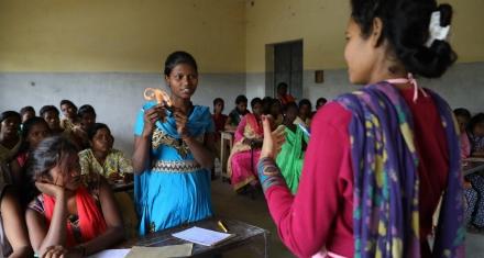 The Global Gender Gap report uses four factors to measure global gender inequality