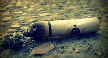 Portugal: Multas de hasta 250 euros por tirar colillas de cigarrillo al suelo