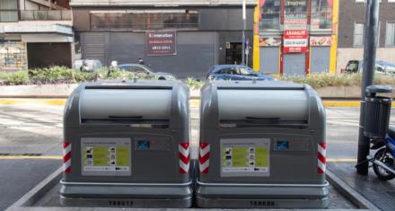 Buenos Aires: Polémica por los nuevos contenedores