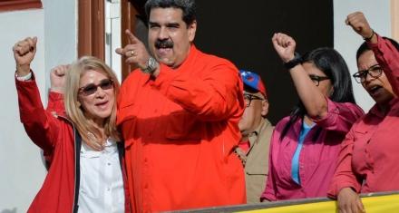 Venezuela: La cúpula militar a favor de Maduro