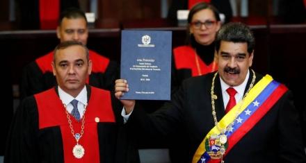 Venezuela: Maduro desafía a Occidente y busca el apoyo de México