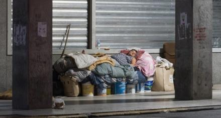 Buenos Aires: Una colecta en las principales esquinas de la ciudad buscará dar abrigo a los que más lo necesitan