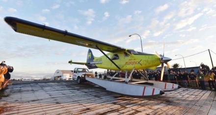 Avión eléctrico: El primer vuelo que aspira a revolucionar la aviación
