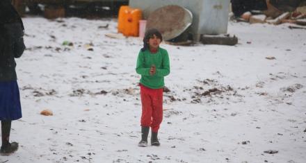 Siria: Los refugiados no tienen donde ir ni pueden sobrevivir en los campamentos
