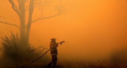 Incendio en Australia: obligan a evacuar a 8 mil personas de Queensland