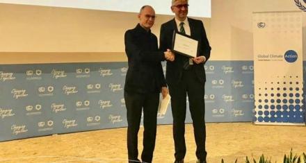 """La ONU premió a las """"biofactorías"""" chilenas"""
