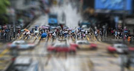 China: 2,5 millones de personas bajo el control de una empresa de vigilancia facial