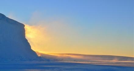 Antártida: Se registró la primera ola de calor