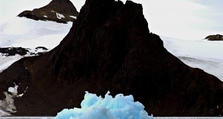El deshielo en el Antártico favorece que se formen nubes, según un estudio