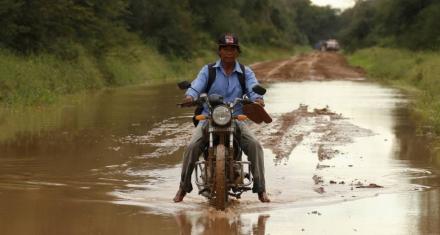 Las inundaciones del Chaco paraguayo que condenan a muerte a las comunidades indígenas