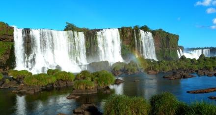 Brasil: El parque de Iguaçú cumple 80 años