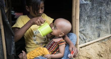 UNICEF solicita $3.600 millones para 48 millones de niños atrapados en crisis humanitarias catastróficas