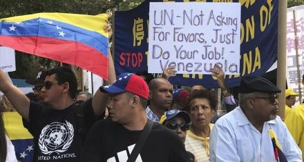 Naciones Unidas creará una comisión para investigar violaciones de Derechos Humanos en Venezuela
