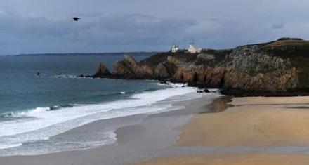 Francia: Cierran playas al llegar una tonelada de cocaína de pureza máxima con la marea