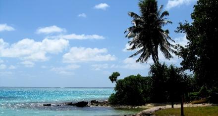 Un país superpoblado en el Pacífico Sur que será inhabitable en menos de 15 años