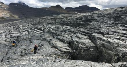 Glaciologists Measure, Model Hard Glacier Beds, Write Slip Law to Estimate Glacier Speeds
