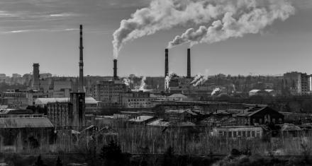 El CO2 en la atmósfera aumenta en 4 años lo que antes tardaba 200