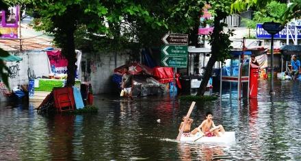 Debido a los desastres naturales, Asia pierde un 2,4% de su PBI anual