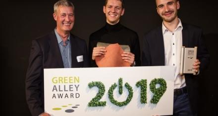 Alternativa al cuero a partir de gelatina gana el premio Green Alley 2019