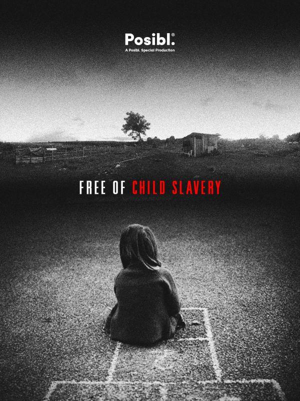 Free of child slavery