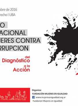 Mujeres Contra la Corrupción