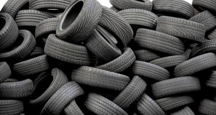 Un nuevo material aprovecha las fibras textiles de los neumáticos viejos