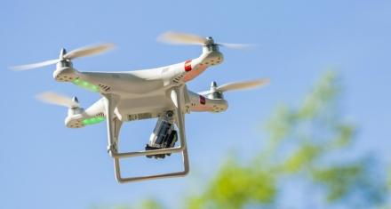 Un dron que puede salvar miles de vidas