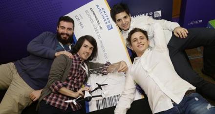 Drones autónomos que ayudan ante una catástrofe natural