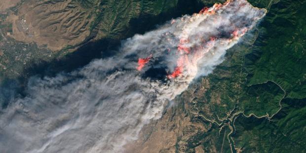 Imagen: EFE/NASA