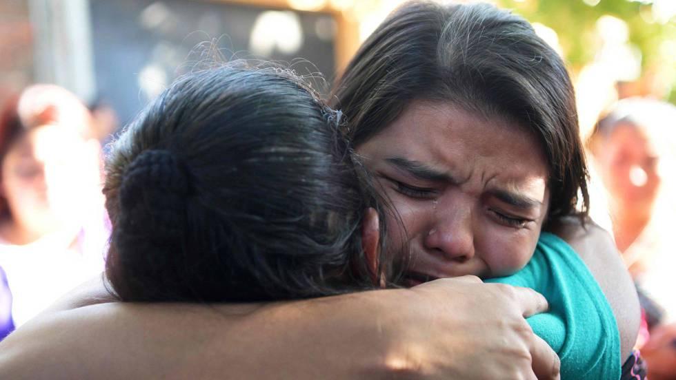 Crédito: M. RECINOS / AFP