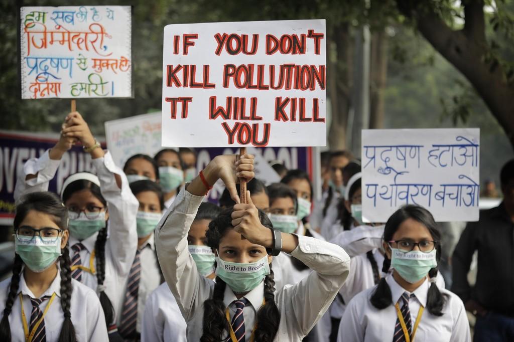 Image: Manish Swarup/AP