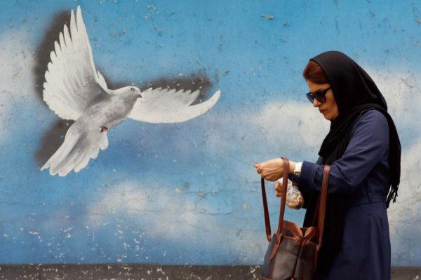 Crédito: ABEDIN TAHERKENAREH / EFE