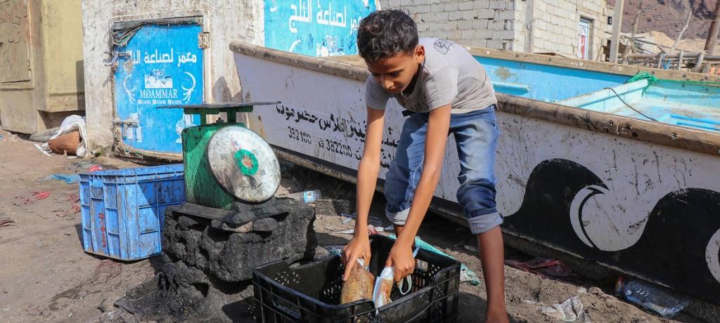 Image: UNHCR/Mahmood Al-Falastiny