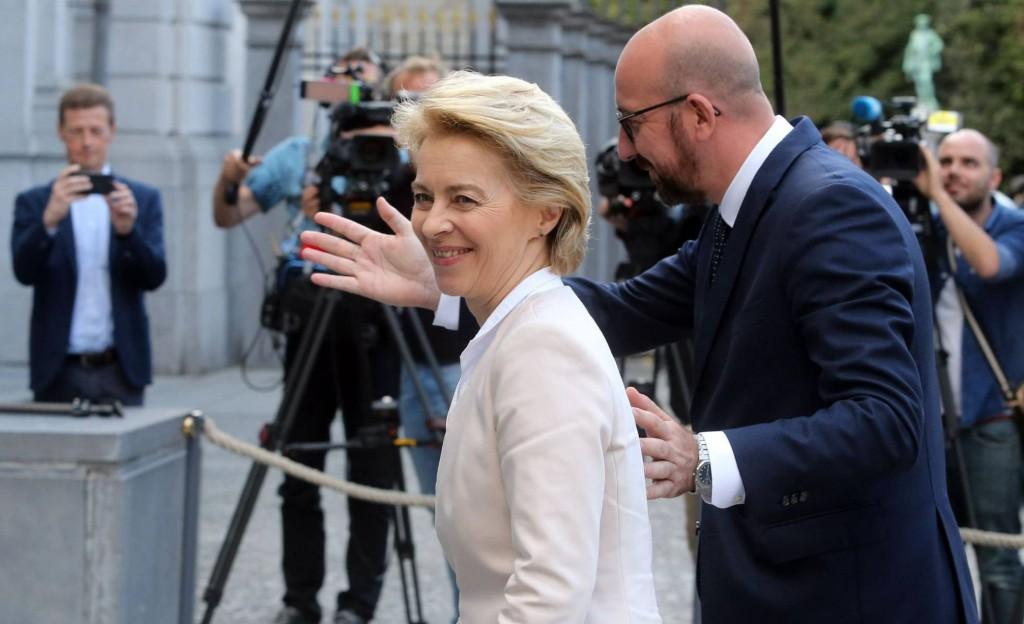 Crédito: FRANCOIS WALSCHAERTS / AFP