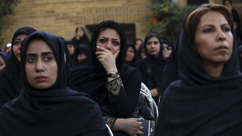 Crédito: Vahid Salemi / AP