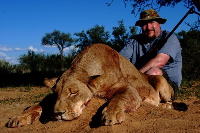 Crédito: Mkulu African Hunting Safaris